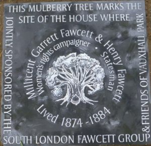 fawcett plaque 410